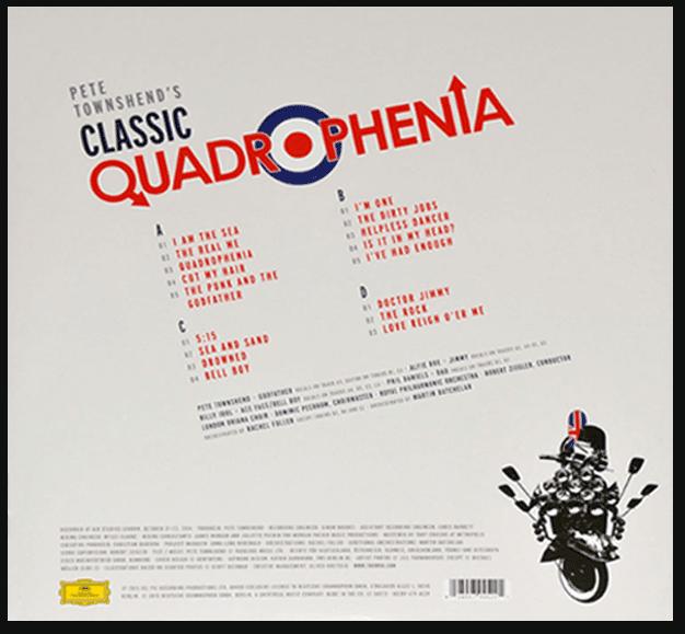 Quadrophenia album songs