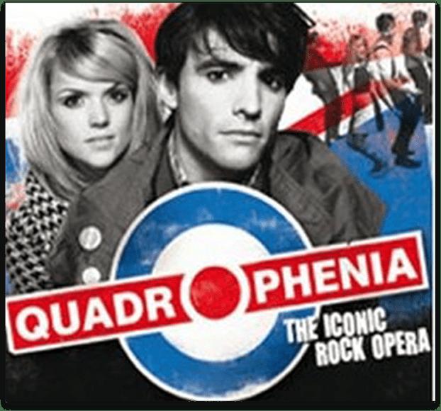 Quadrophenia rock opera movie songs